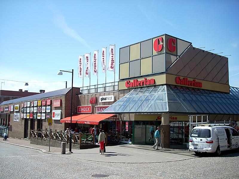 Motala shopping